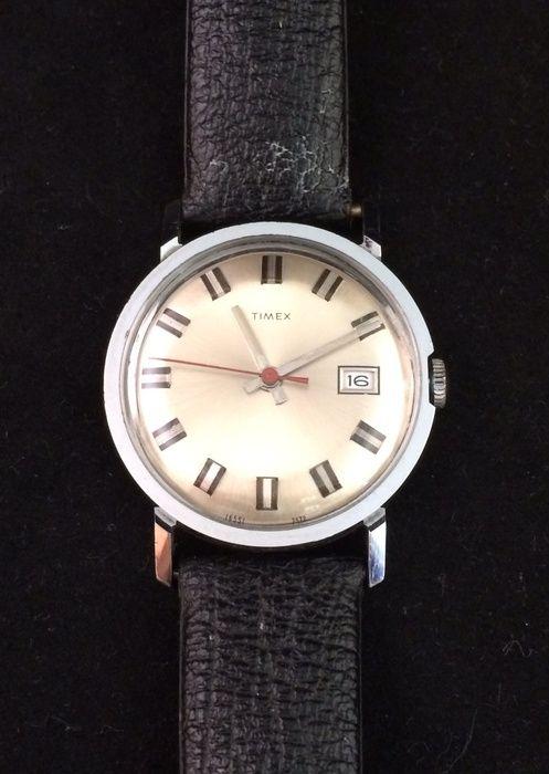 Online veilinghuis Catawiki: Timex - Herenpolshorloge - Jaren 50