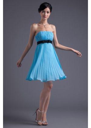 light blue dress | Wedding/Party Ideas | Pinterest | Blue dresses ...