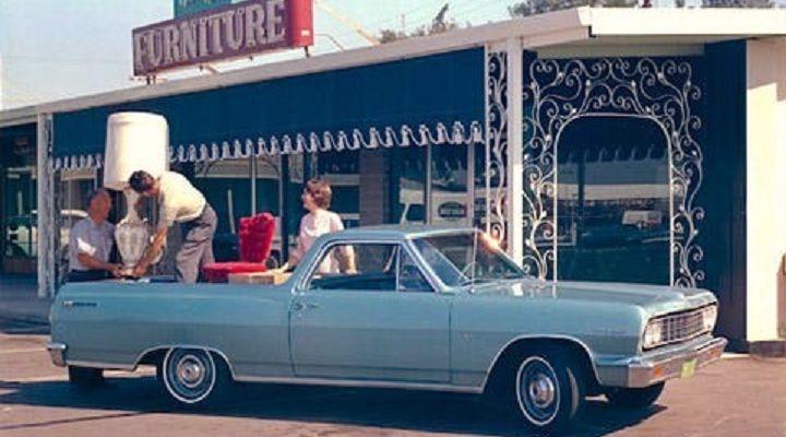 1964 Chevrolet El Camino With Images Chevrolet El Camino
