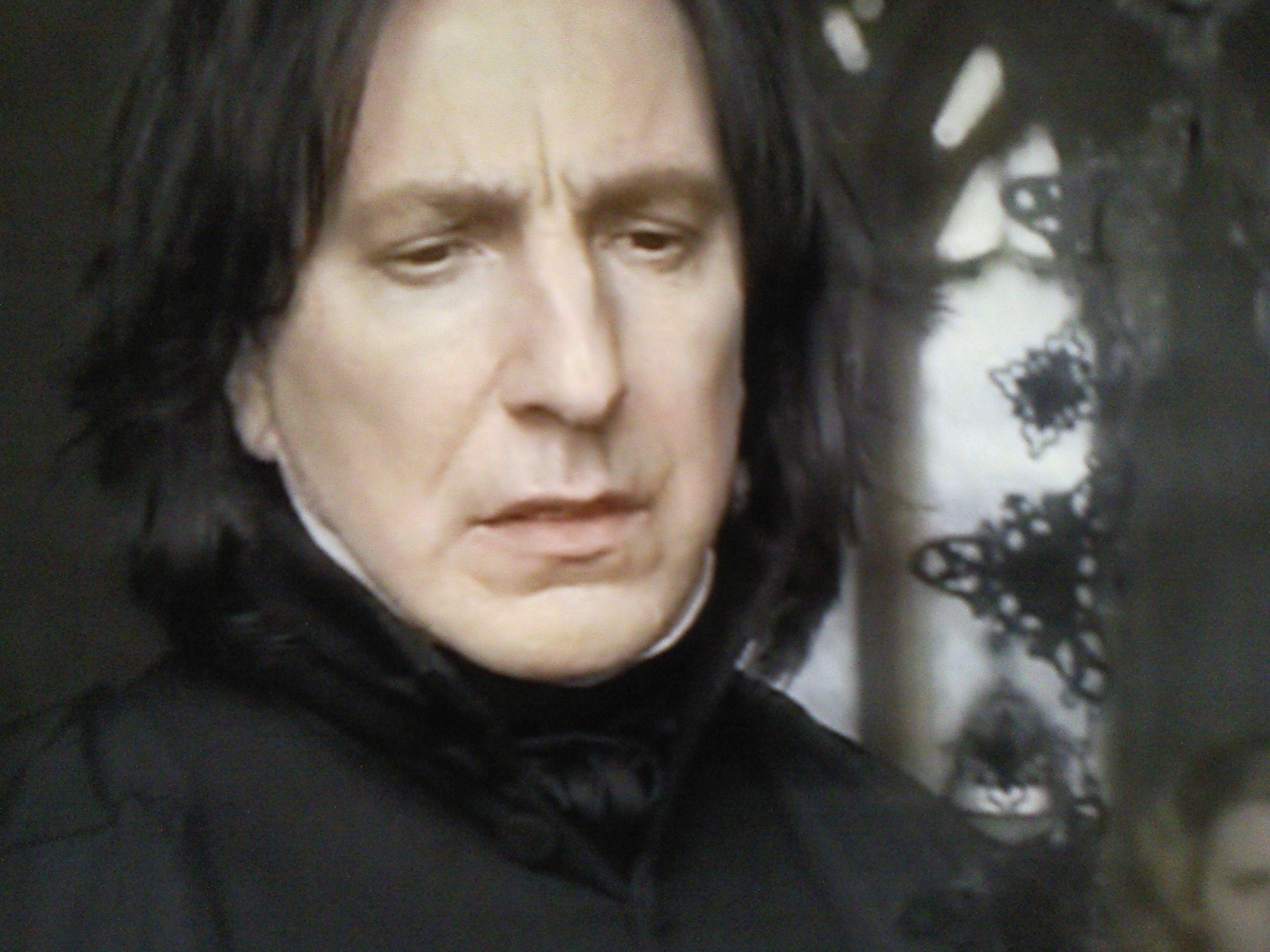 Alan Rickman Snape Severus Snape Alan Rickman Severus Snape Harry Potter