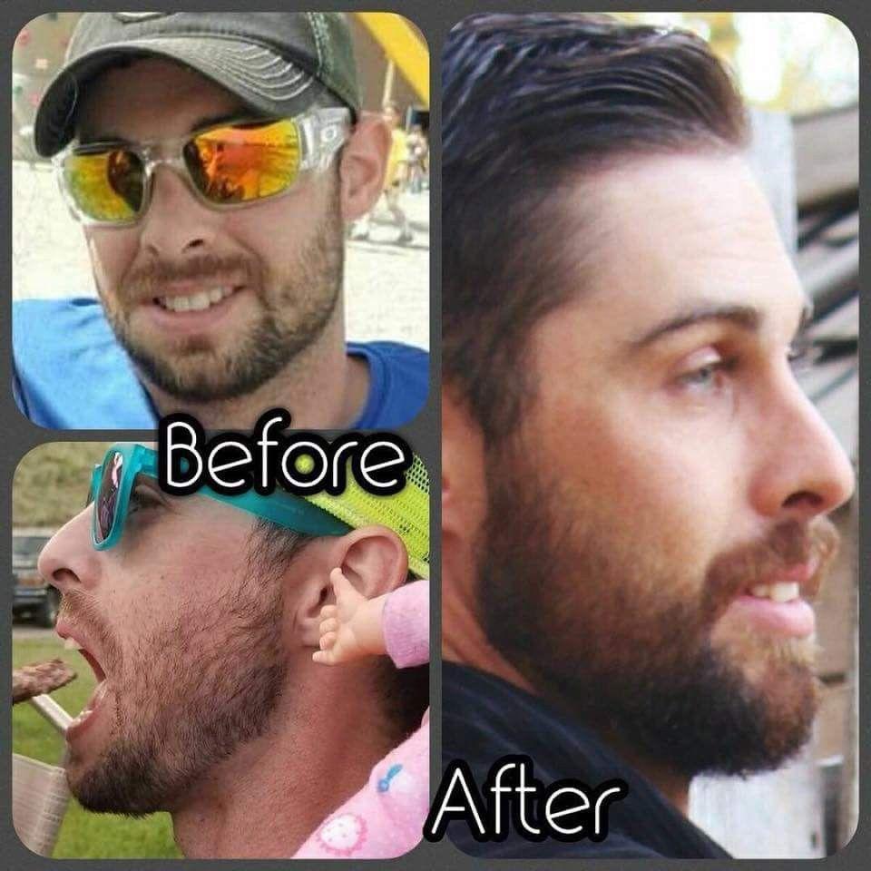 Hair growing shampoo  30 day money back guarantee! #Monat