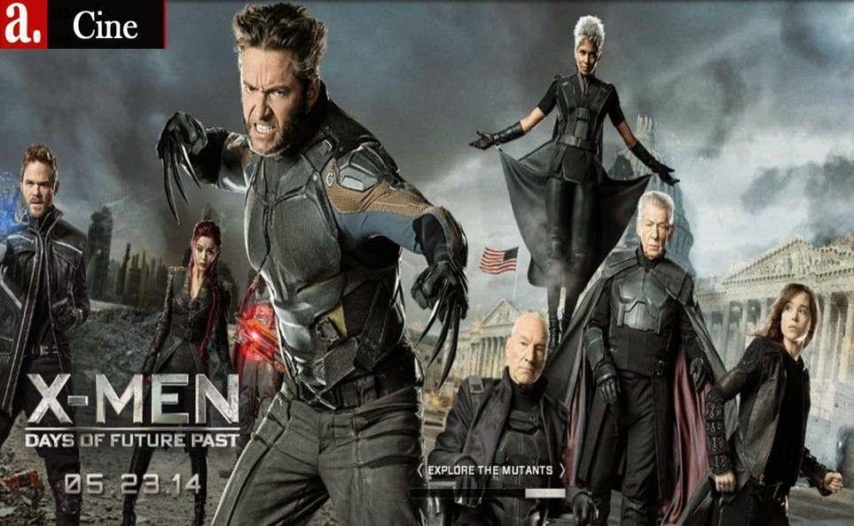 Estrenos de Cine: X-Men: Días del futuro pasado