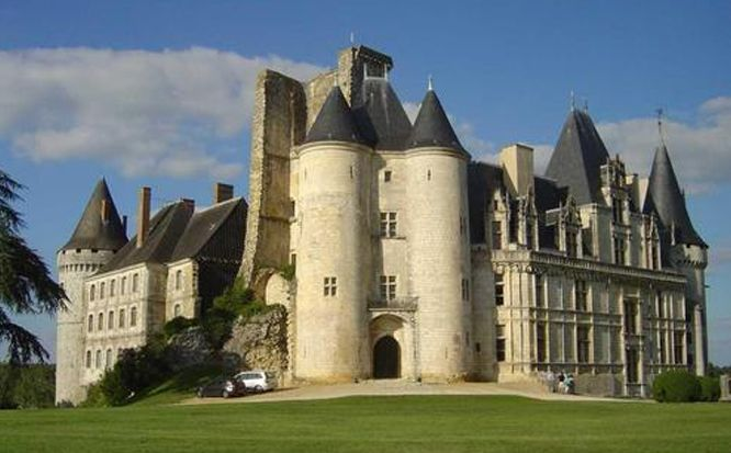 bed and breakfast chateau in france