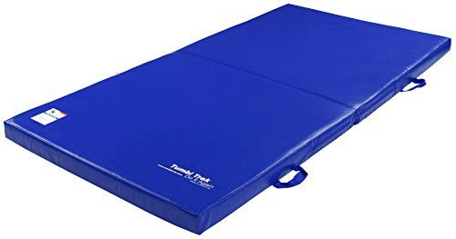 Tumbl Trak Folding Practice Mat 4ft X 8ft X 4in Check Out The Image By Visiting The Link Gymnastics Tumbling Mat Gymnastics Mats Tumble Mats