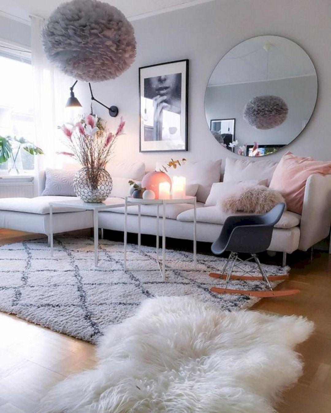 55 Chic Living Room Decorating Design Ideas For Great Family Freshouz Com Living Room Decor Cozy Living Room Decor Modern Chic Living Room
