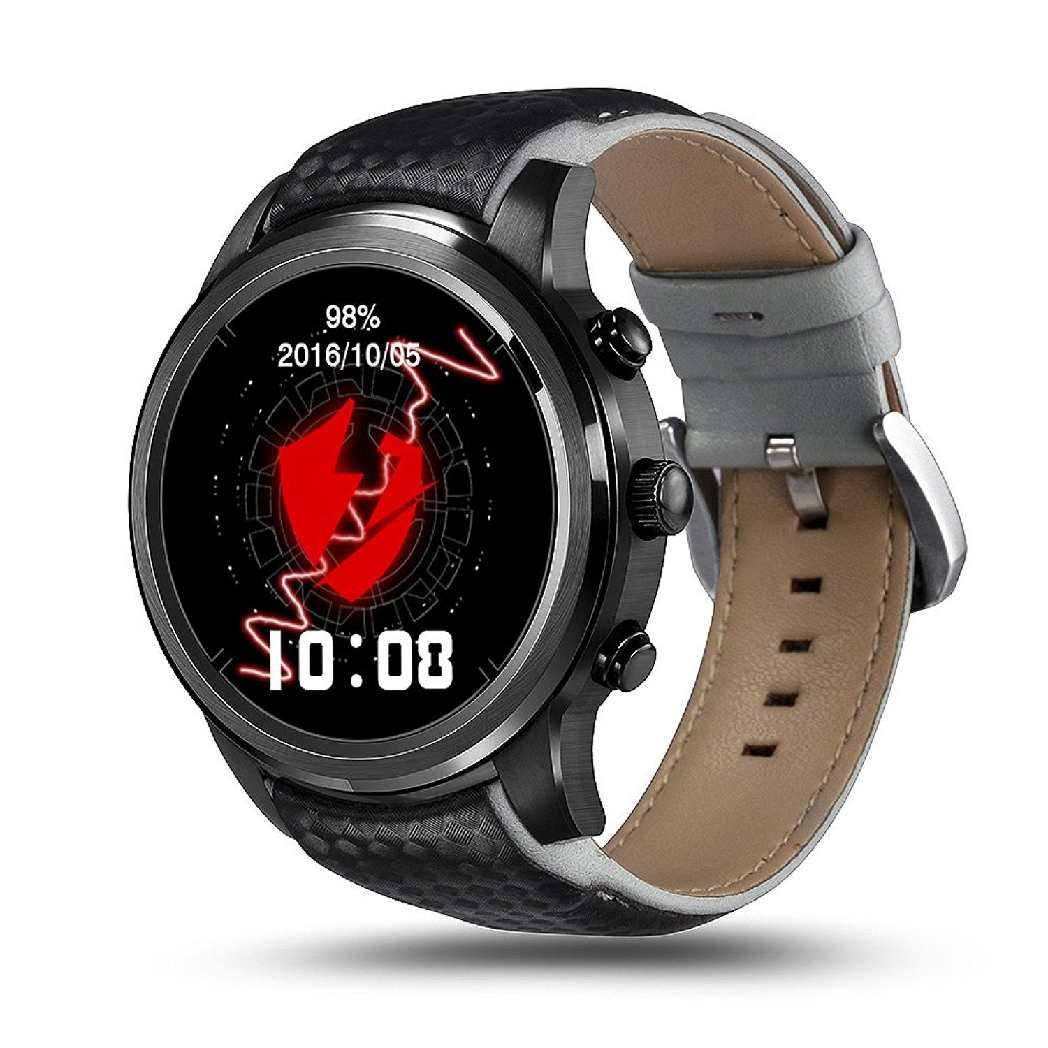 Smart Watch Phone,Android 5.1 OS 3G Watch ROM