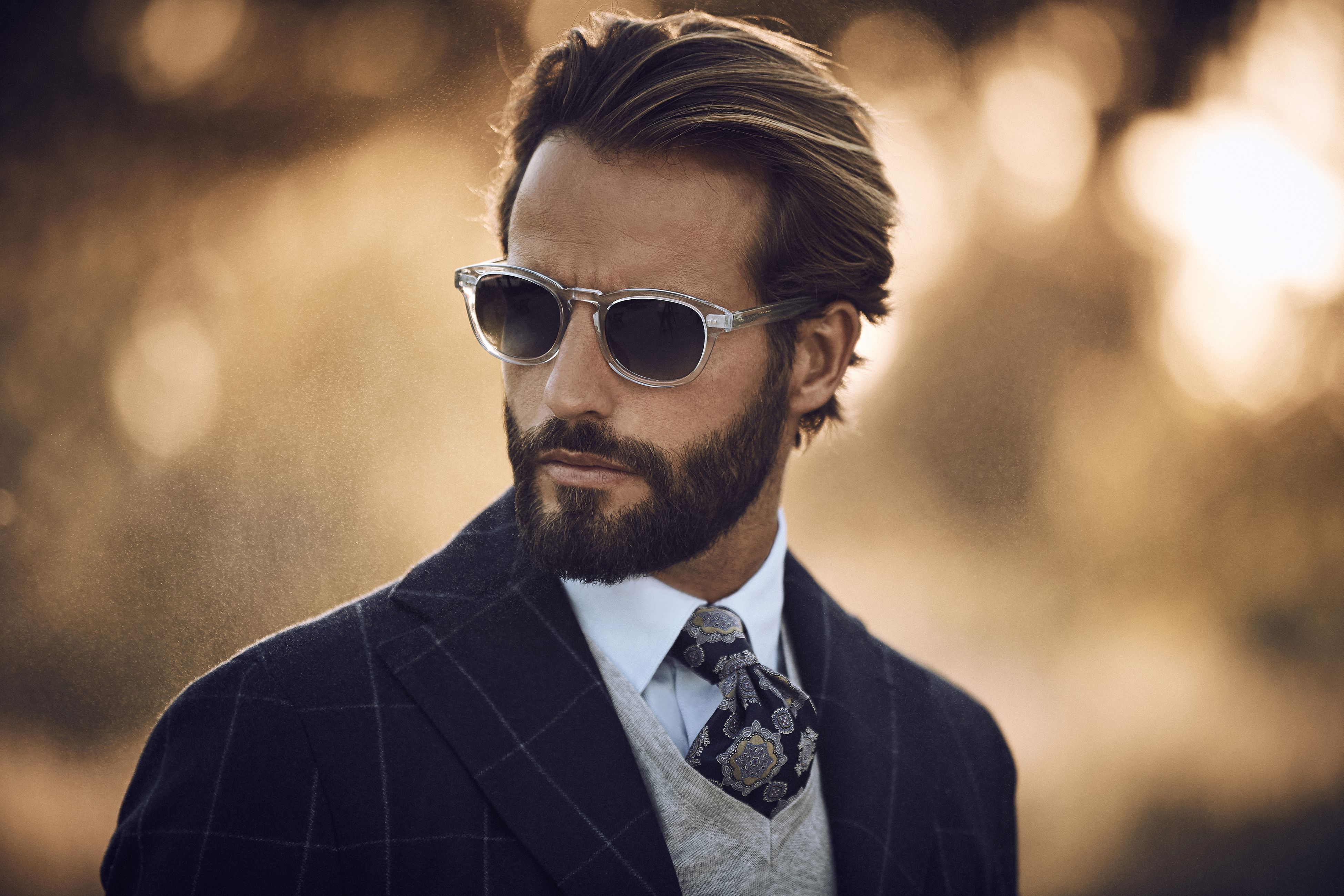 d8a14657ae70a Stenströms for Gents - Autumn 2018 collection Corte Cabelo