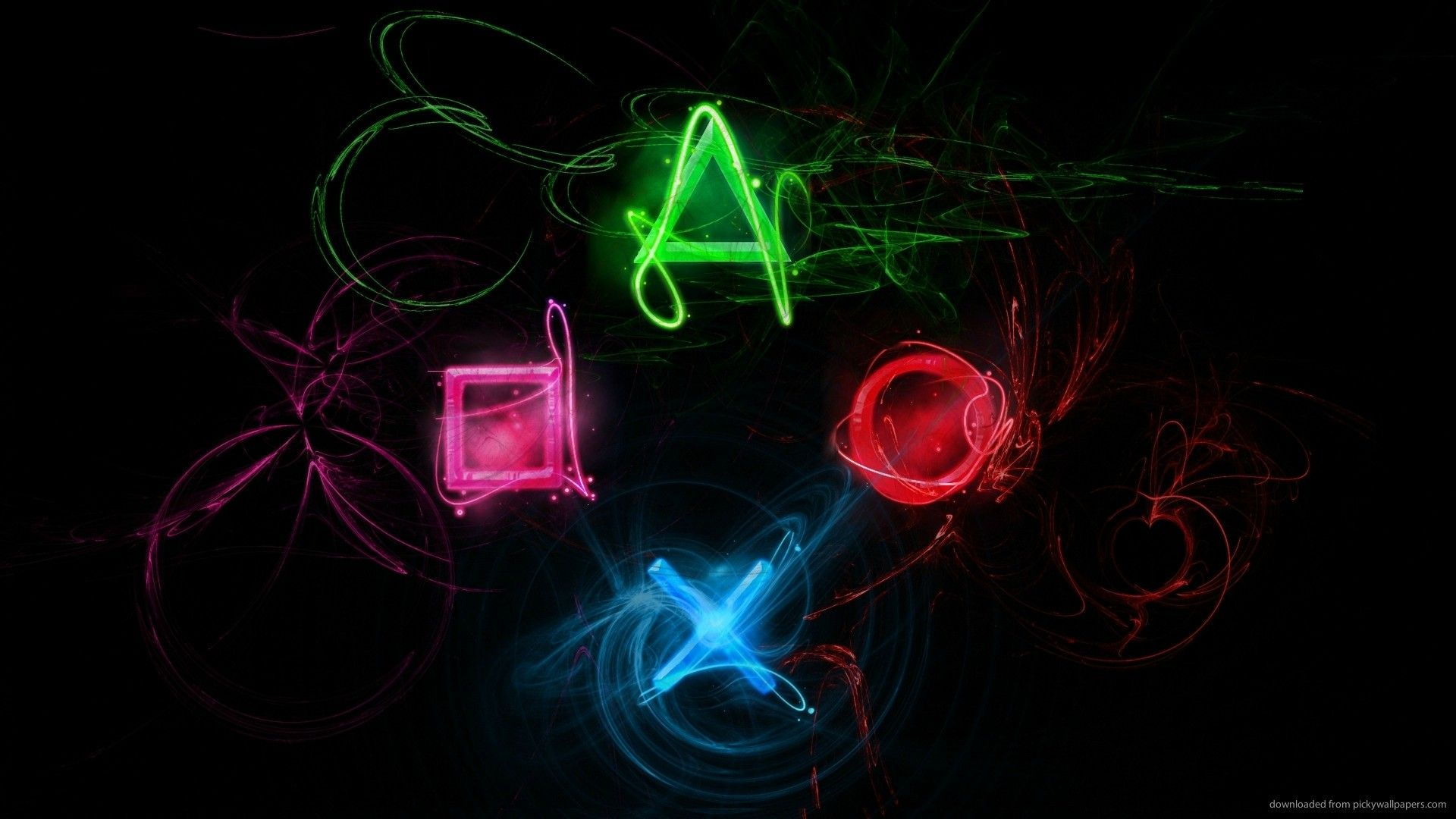 Gaming archives page 3 of 9 cheerokee3 video game geek gamer girl playstation logo - Video game live wallpapers ...
