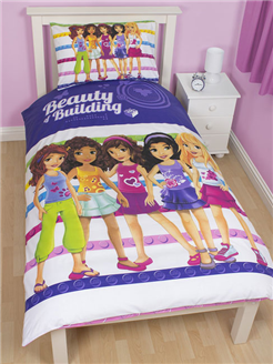Lego Friends Bedding Lego Bedroom Lego Friends Hotel Collection Bedding