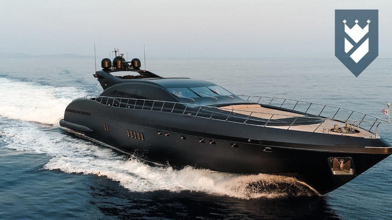 Mangusta 108 Superyacht For Sale Walk Through Video Youtube Luxury Yachts Yacht Design Whitewater Kayaking