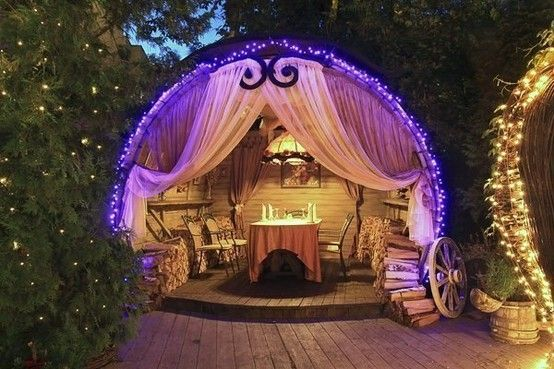 gypsy tent | Gypsy tent | All Things Halloween! & gypsy tent | Gypsy tent | All Things Halloween! | .:.my dark castle ...