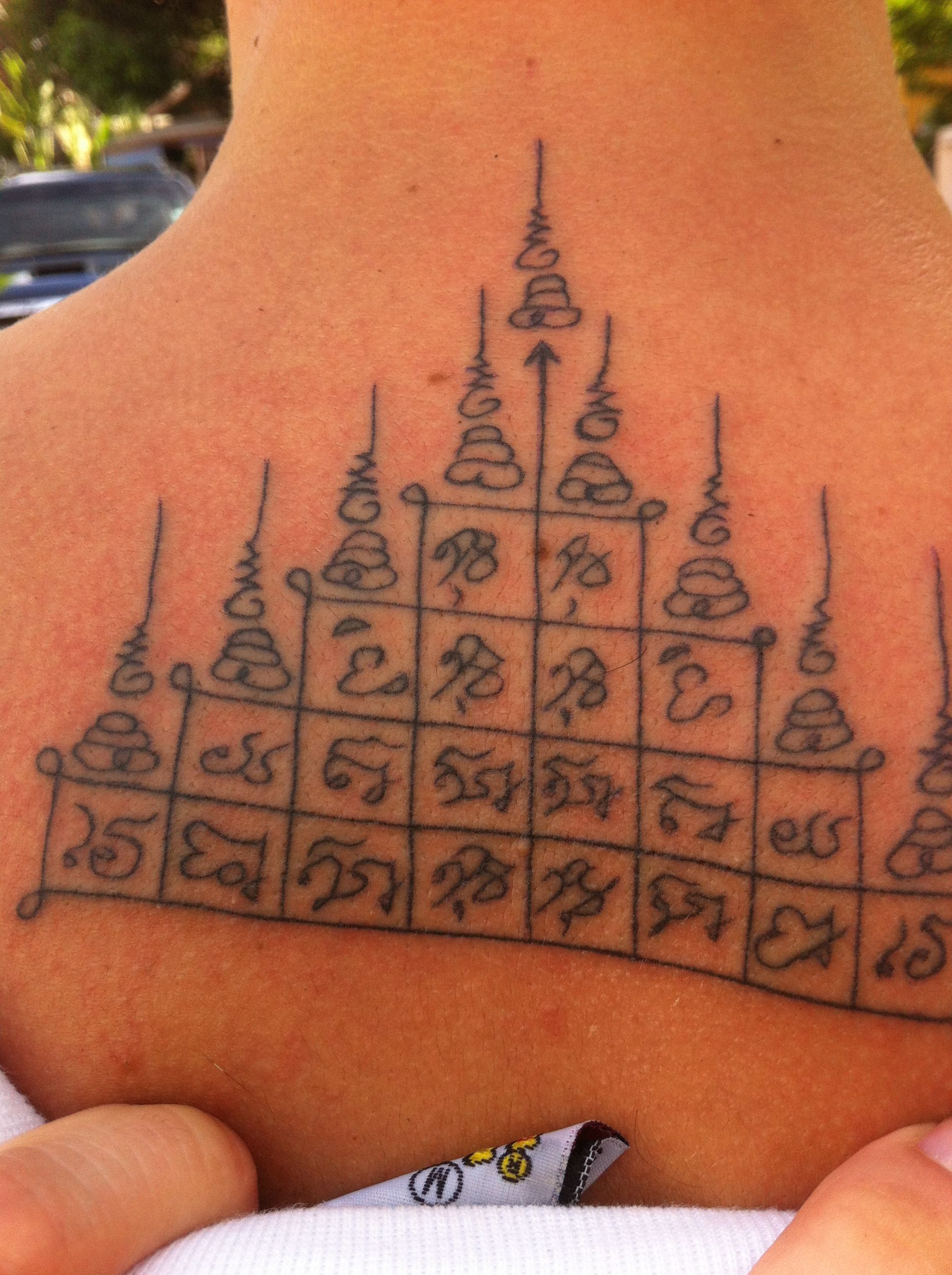 Henna Tattoo Thailand : Henna tattoo on women hands stock footage video