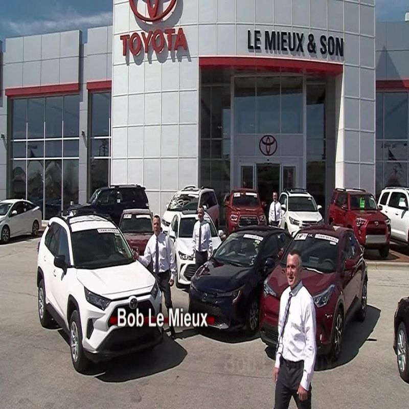 Certified Le Mieux Toyota Toyota Toyota Cars Automotive
