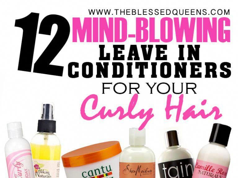 how to use leave in conditioner for curly hair