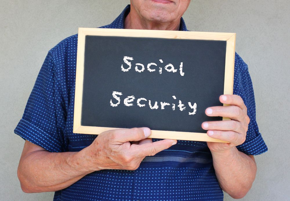 There are no partial disability benefits offered from Social - social security application form