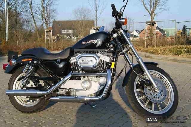 1998 harley sportster 1200 | 1998 Harley Davidson 1200
