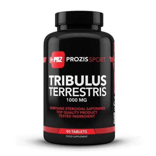 Tribulus Terrestris 1000mg 90 tabs - Anabólicos Naturais | Prozis Sport