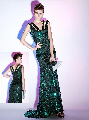 Movie Star Glamorous Evening Dresses