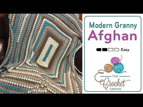 Tutorial Manta Muy Fácil y Rápida Ganchillo   Crochet - YouTube ...