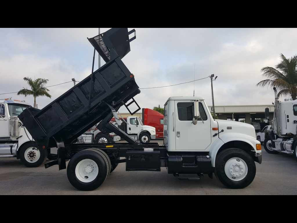 1999 International 4700 10ft Contractors Dump 14500 Http Www Afetrucks Com Heavy Duty Trucks Dump Trucks 1 Dump Trucks Heavy Duty Trucks Contractors