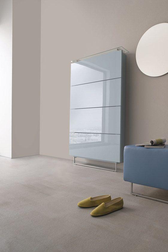 Scarpiera laccata HOSOI | Scarpiera by Birex | A - Home - hallway ...