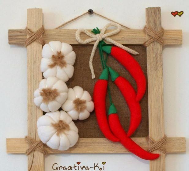 ideas-decorar-cocina-manualidadesJPG (617×558) Amaneceres Pinterest