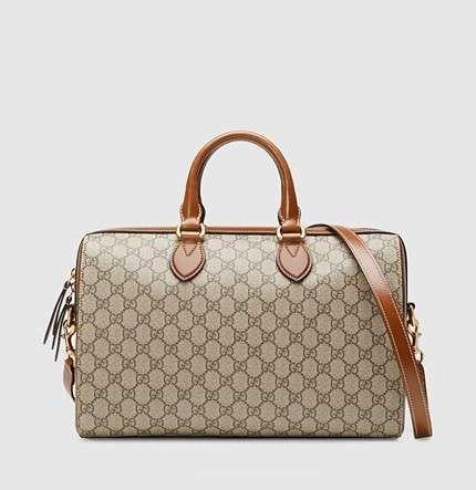 Collezione borse Gucci Primavera-Estate 2016 - Bauletto combinato ... e8ecda7150b
