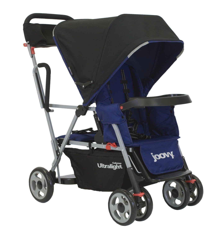 Double Stroller Reviews Joovy Caboose Ultralight Stroller