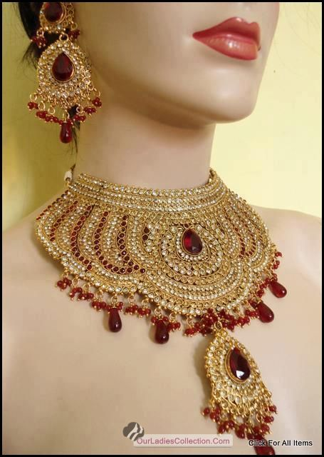 Sindhi Dulhan Jewelry Sets Design Collection New Indian Jewelry