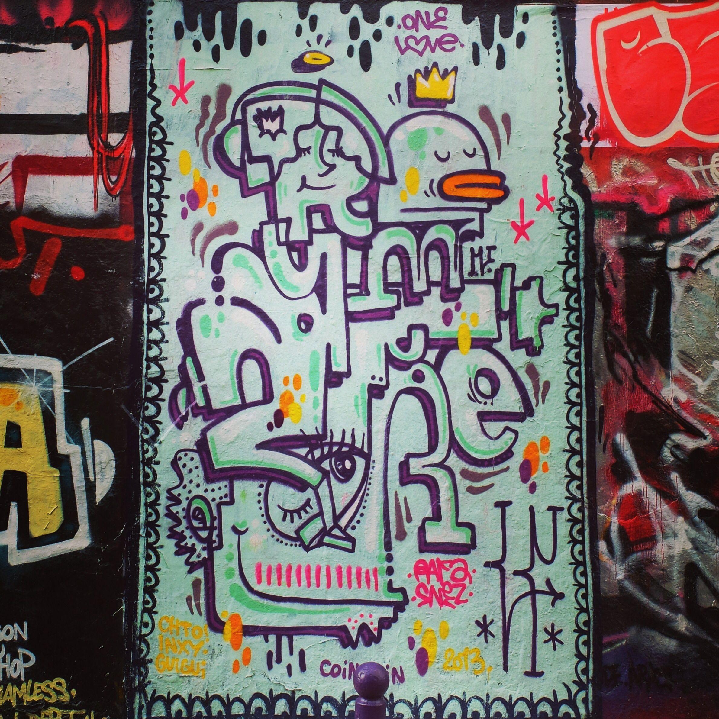 One Love #streetart