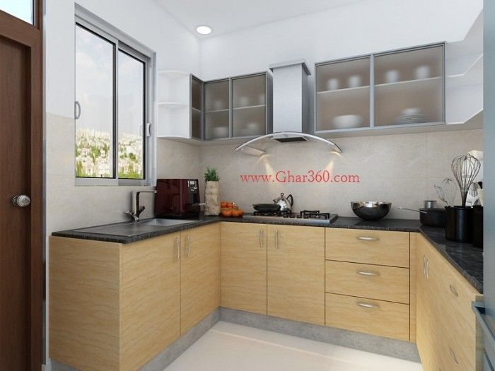 Small U Shaped Kitchen Design