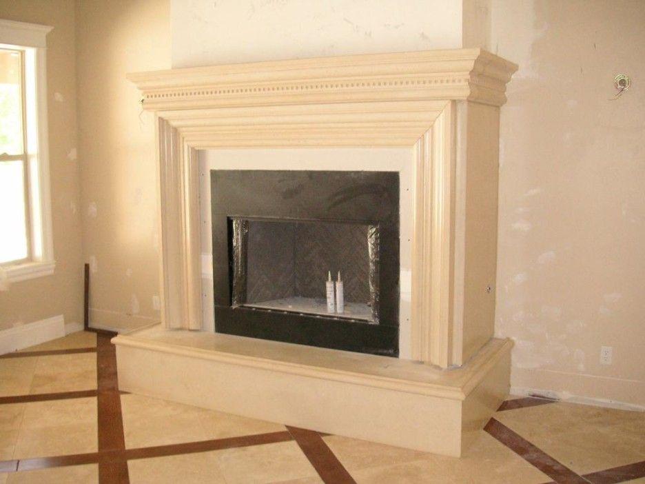Wrap Around Fireplace Mantel
