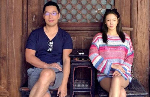 Kitty Zhang marries her boyfriend after 70 days of meeting.
