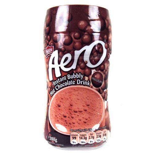 Aero Instant Chocolate Drink Aero Chocolate Chocolate