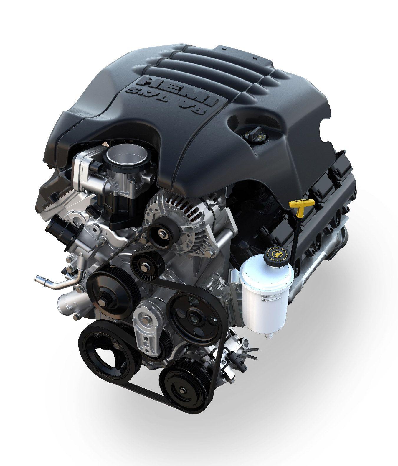 Ram 1500 5 7l V8 Hemi Engine 11 Engineering Hemi Engine Hemi
