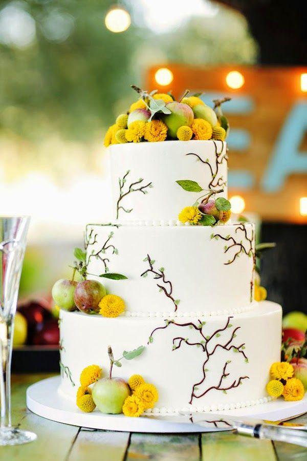 Trending Wedding Cakes for 2015...