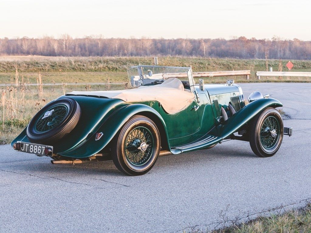 1938 Aston Martin 15/98 - 15/98 Short-Chassis Open Sports | Classic Driver Market