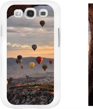 Altuğ Galip Kapadokya Kendin Tasarla - Samsung Galaxy S3 Kılıfları