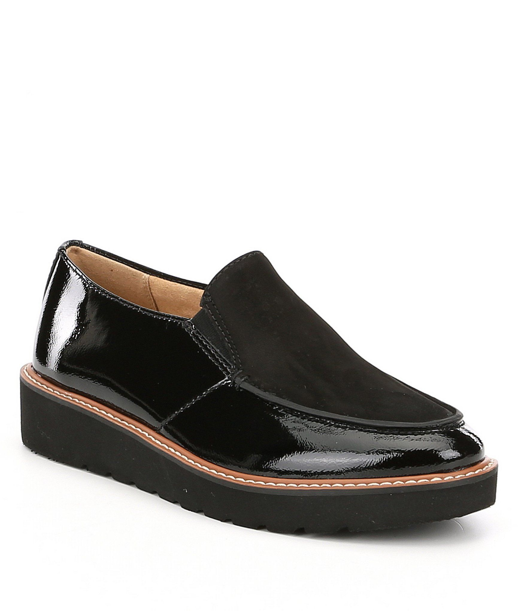 ef9a934719c Naturalizer Aibileen Patent Leather Slip-Ons
