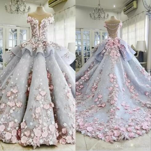 2018 Wedding Robes