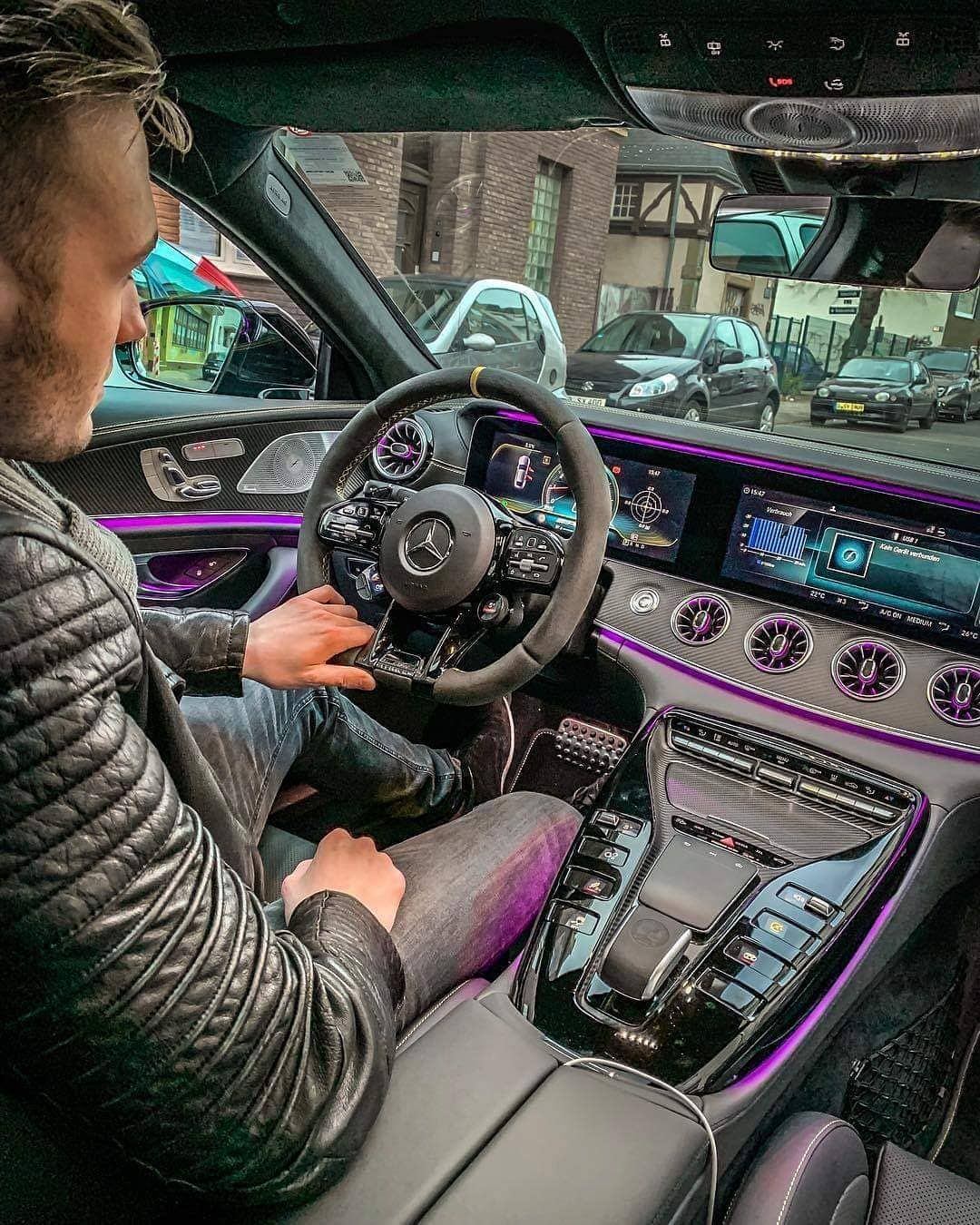 Mercedes Interior Can You Name The Model Tag A Friend