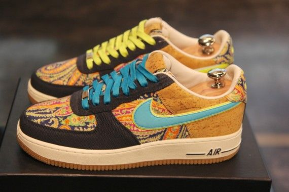 timeless design 8ca74 9c7d6 Nike Air Force 1 Bespoke Creations Unveiled at Nike Vault | Just ...