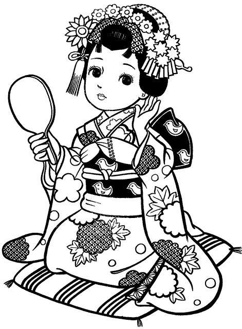 Japan2_3.jpg (471×640)   COLORING VI   Pinterest
