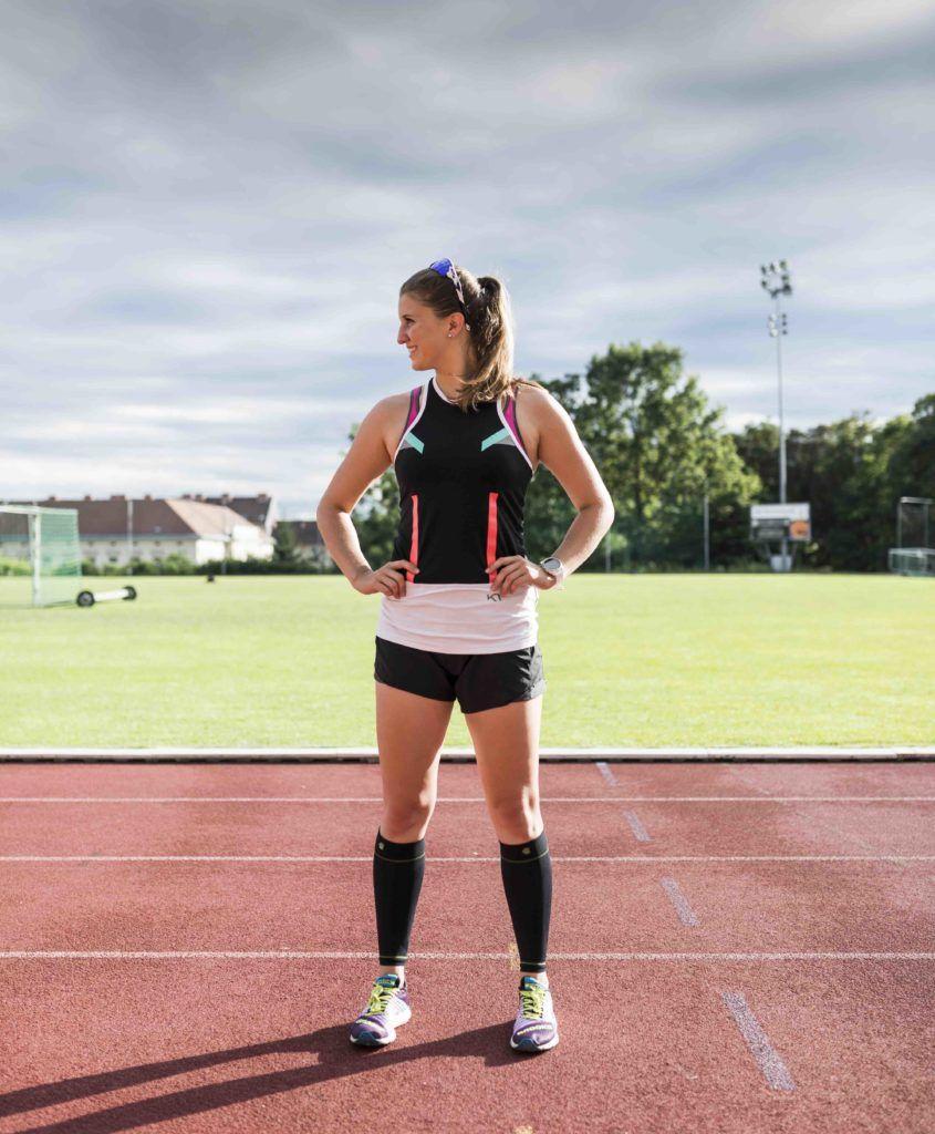 Wie du weiter und schneller laufen kannst - Klara Fuchs