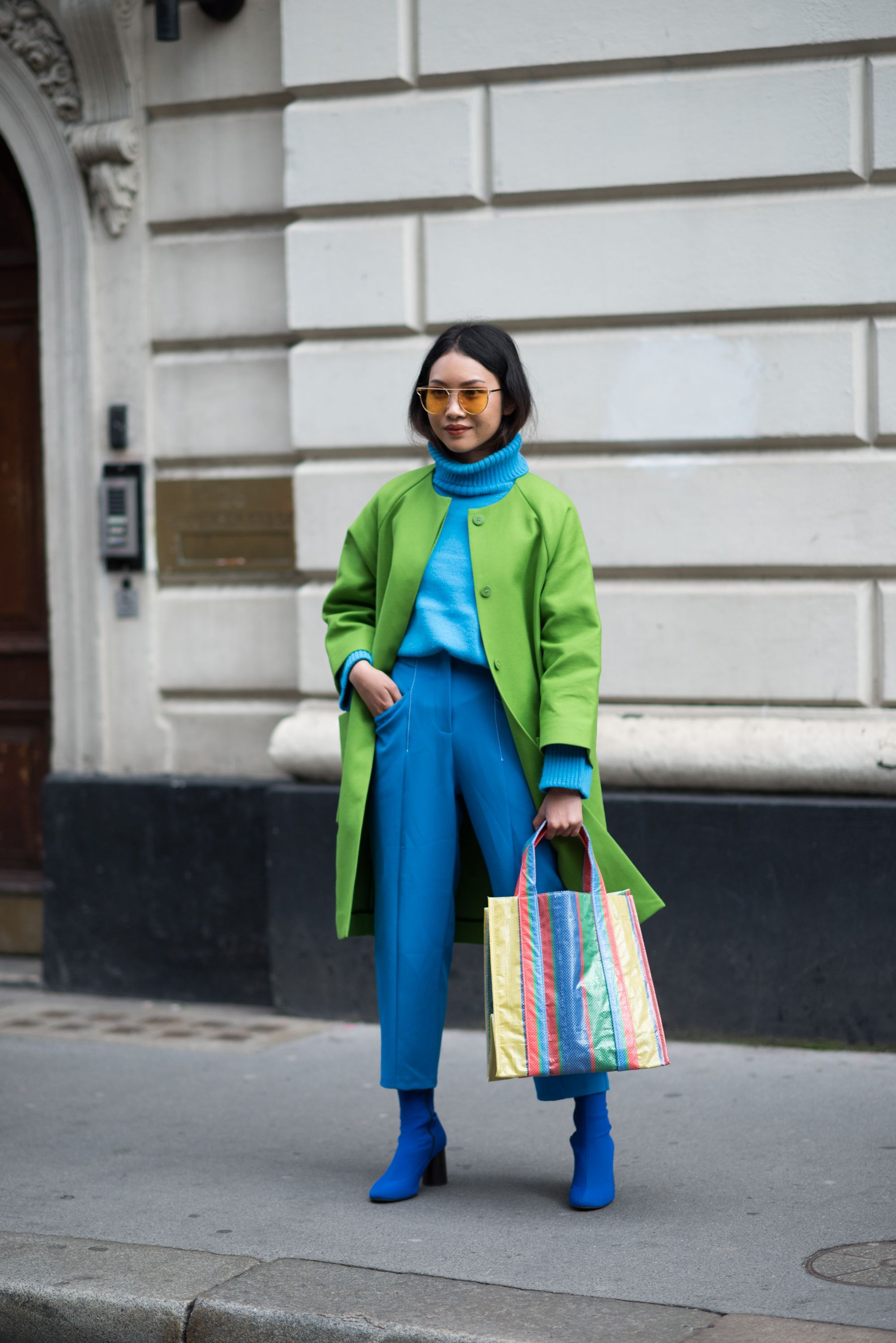 We're Getting All Of Our Fall Outfit Ideas From London Fashion Week Street Style – Style Inspiration