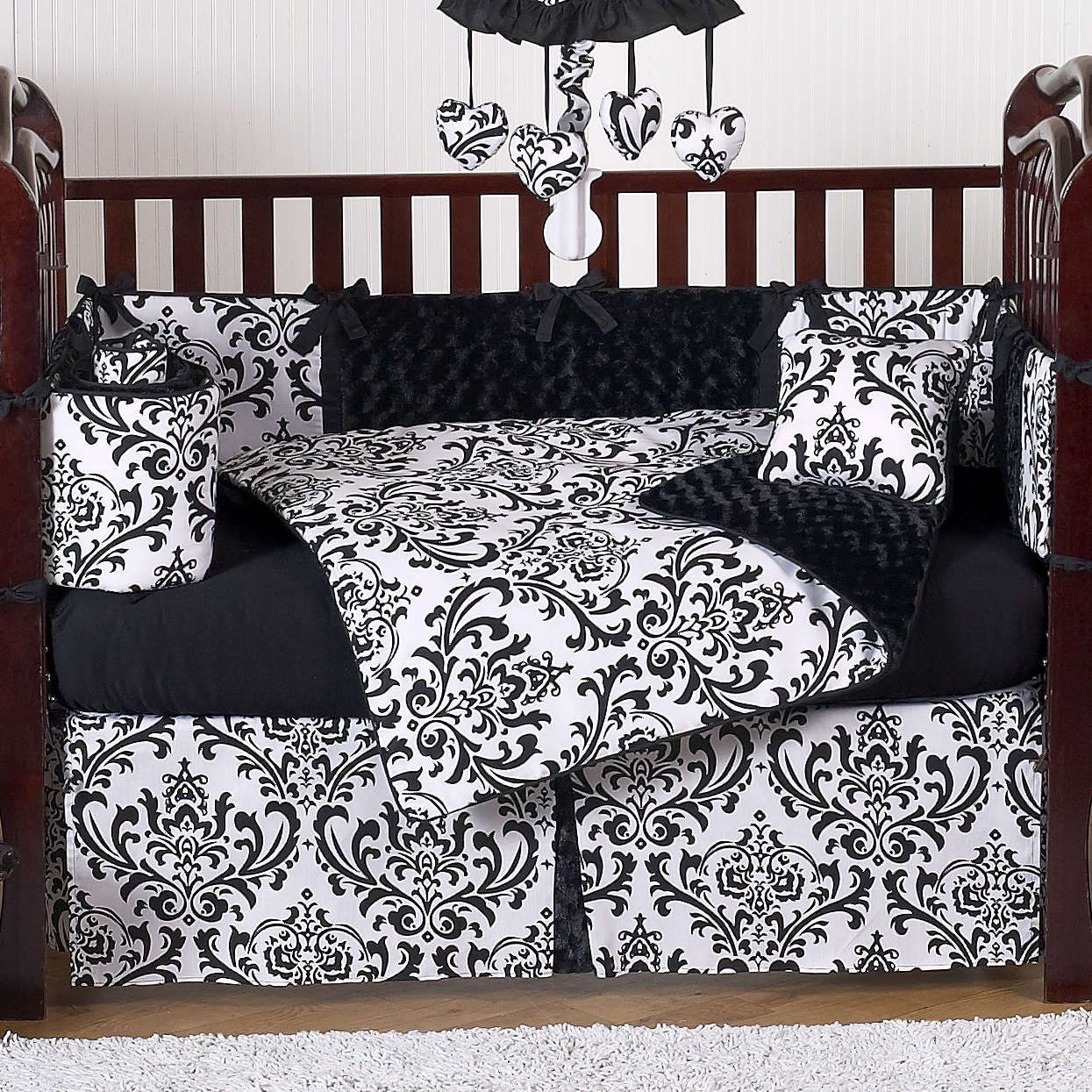 Best 25 White Crib Bedding Ideas On Pinterest Princess