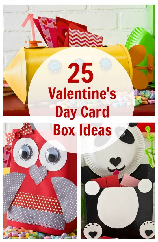 25 Valentine S Day Card Box Ideas For Kids Valentines