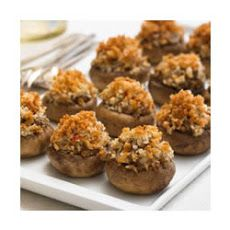 Crab-Stuffed Mushrooms IV Recipe