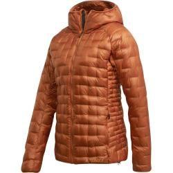 adidas W Terrex Climaheat Jacket | Xs,s,m,l | Braun / Orange ...