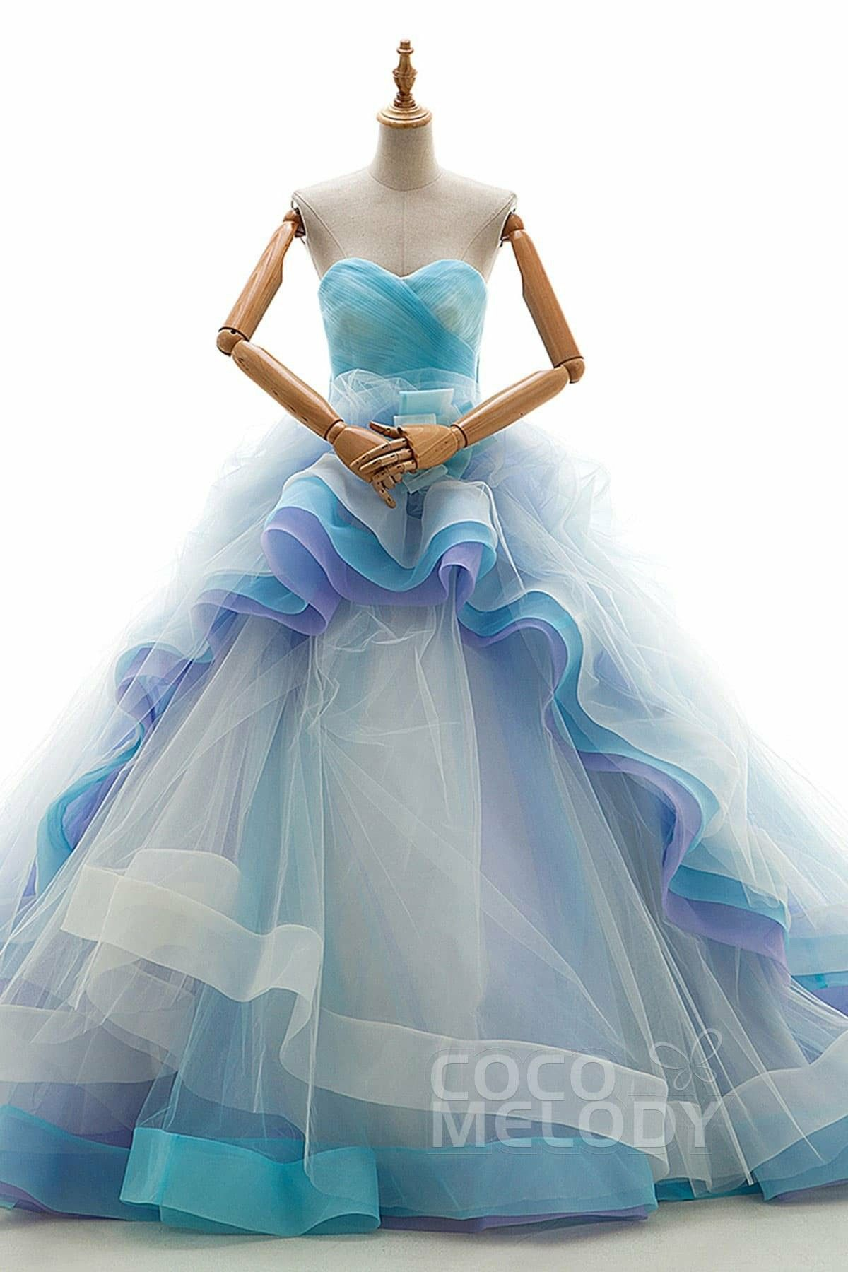 The best prom dress ever #aqua bkue love | prom theme | Pinterest ...
